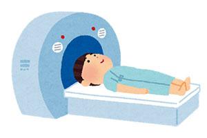MRI検査(磁気共鳴画像検査)