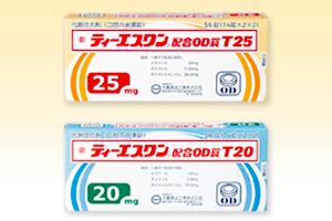 TS-1の単独療法